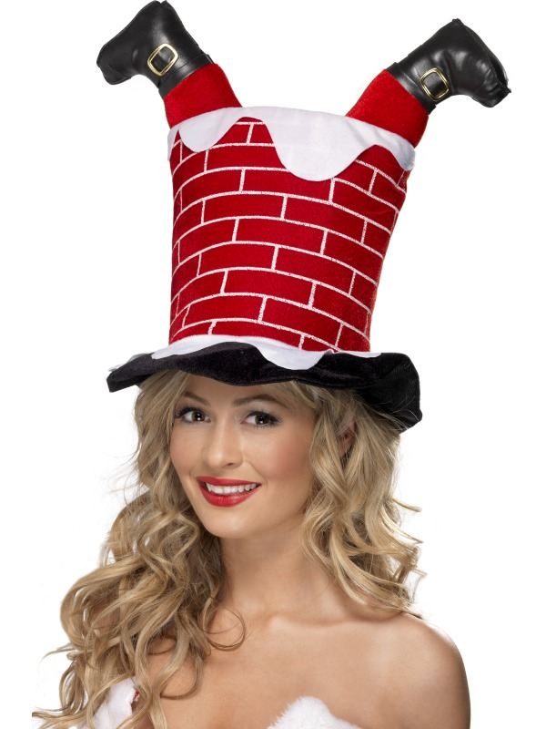 Christmas hats santa xmas father hat humbug